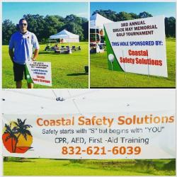 Longest Drive, Closets to the Pin and Hole Sponsor - Jimmie West, Coastal Safety Solutions